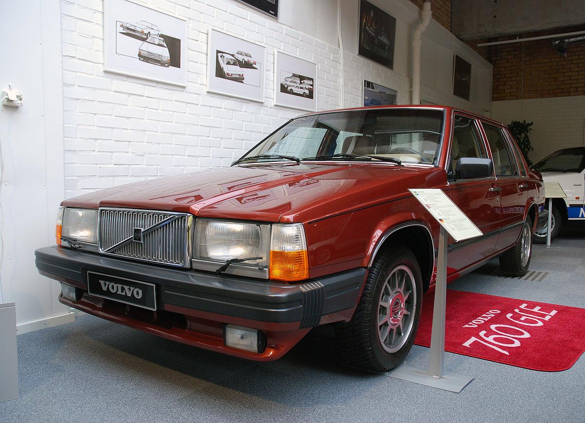 Volvo 760 — Wikipédia