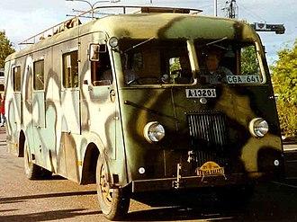 Volvo Buses - Image: Volvo B 12 Bus 1940