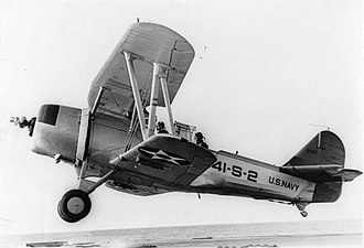 Vought SBU Corsair - A SBU-1 of Scouting Squadron 41