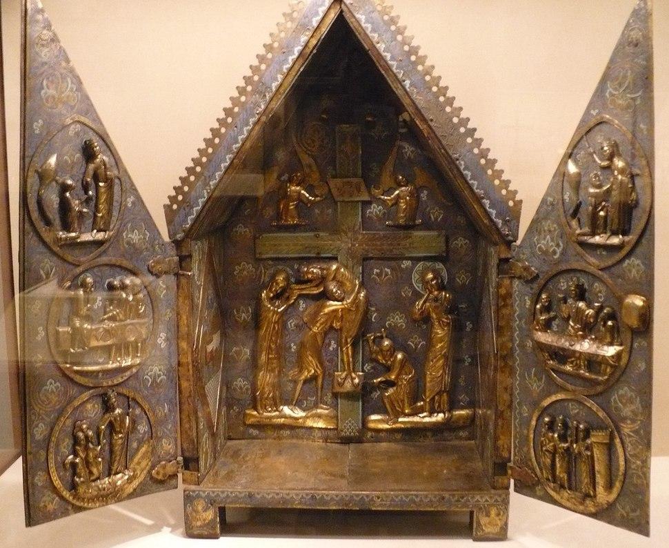 WLA metmuseum Tabernacle of Cherves 2