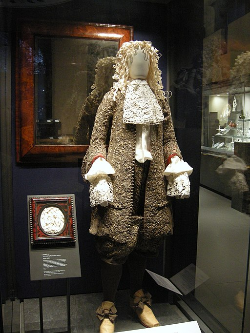 Wedding Suit of James II