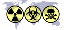 WMD world map