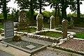 W B Yeats gravesite at Drumcliff - geograph.org.uk - 1152574.jpg