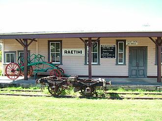 Raetihi - Waimarino museum