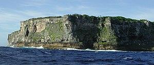 Walpole Island (New Caledonia) - Image: Walpole 1