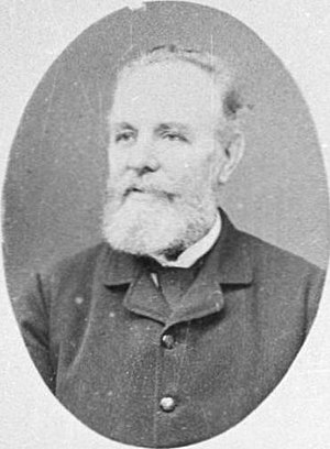 Walter Clarke Buchanan - Walter Clarke Buchanan in 1882