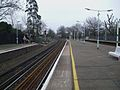 Wandsworth Common stn northbound slow platform look south3.JPG
