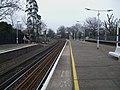 Wandsworth Common stn northbound slow platform look south3.JPG