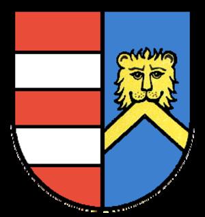 Oberrot - Image: Wappen Oberrot