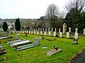 War graves - geograph.org.uk - 1690227.jpg
