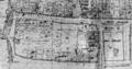 Warburg Klockenstraße, Katasterplan 1831.png