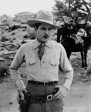 Drums of the Desert - Still with Warner Baxter.
