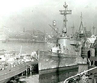 USS <i>Wateree</i> (ATF-117)