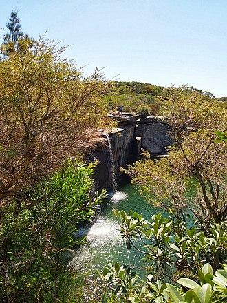 Wattamolla - Image: Wattamolla panoramio (4)