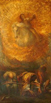 mammon painting wikipedia