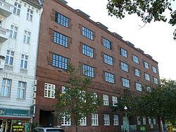 Wedding Gerichtstraße Postamt 65.jpg