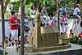 Welfenfest 2013 Festzug 095 Historische Marienkirche.jpg