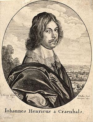 Jacob Peter Gowy - Image: Wenceslas Hollar Craenhals