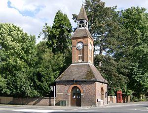 Wendover - Image: Wendover Clock Tower