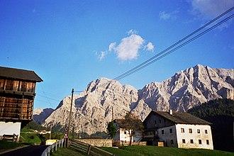 La Val - Image: Wengen Miribun