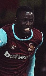 Cheikhou Kouyaté Senegalese footballer