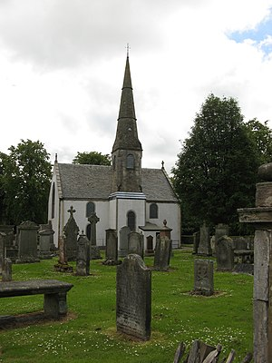 West Linton - St Andrew's Parish Church