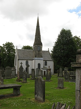 West Linton - St Andrew's Parish Church