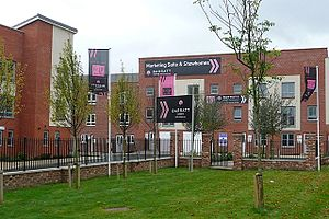 Barratt Developments - A Barratt development near Reading