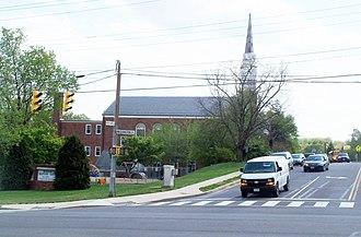 Westover, Arlington, Virginia - Westover Baptist Church