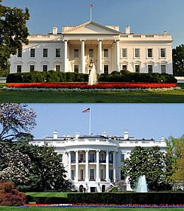 White House north and south sides.jpg