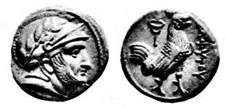 Sophytes - Coin of Sophytes.