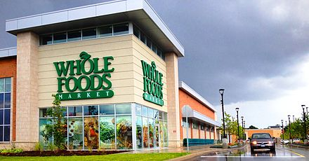 A Whole Foods Market in Markham, Ontario Whole Foods Markham Canada.jpg