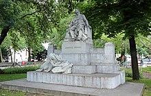 Denkmal am Karlsplatz in Wien (Quelle: Wikimedia)