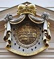 Wien Palais Trauttmansdorff Wappen.jpg