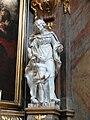 Wien Peterskirche Figur Elisabeth.jpg