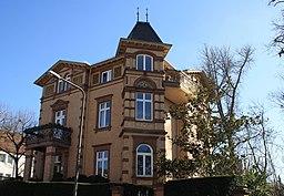Sophienstraße in Wiesbaden