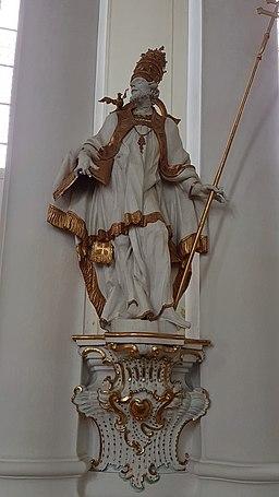 Gregor der Große (Anton Sturm), Wieskirche 1.13