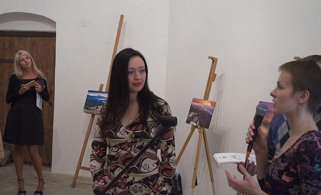 Роксана Баширова, друге місце
