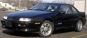 GM L platform - 1994 Chevrolet Beretta Z26