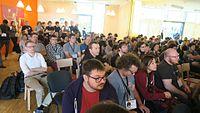 Wikimedia Hackathon 2017 IMG 4186 (34755841135).jpg