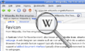 Wikipedia favicon in Firefox on KDE.png