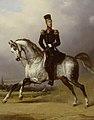 Willem II (1792-1849), koning der Nederlanden, te paard Rijksmuseum SK-A-4270.jpeg