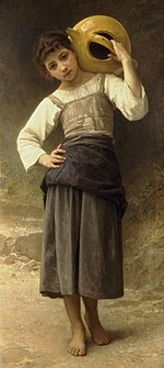 William-Adolphe Bouguereau (1825-1905) - Young Girl Going to the Spring (1885).jpg