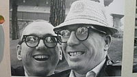 William F. Nolan and Charles E. Fritch at Expo 67.JPG