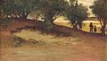 William Morris Hunt - Sand Bank with Willows, Magnolia (1877).jpg