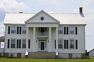 National Register of Historic Places listings in Camden County, North Carolina - Image: William Riley Abbott House