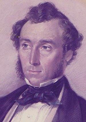 William Schaw Lindsay - Lindsay c1855.