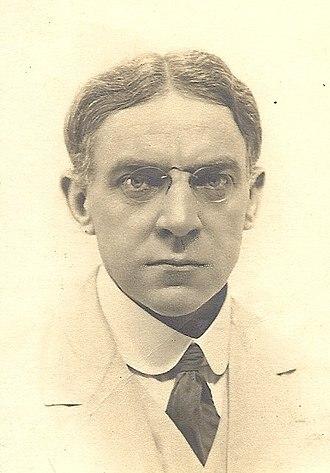 William Snelling Hadaway - Portrait of William Snelling Hadaway