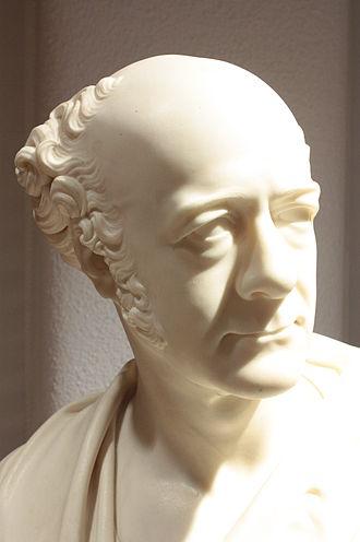 Samuel Joseph (sculptor) - William Trotter of Ballandean by Samuel Joseph