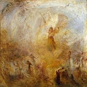 William Turner- The Angel, Standing in the Sun
